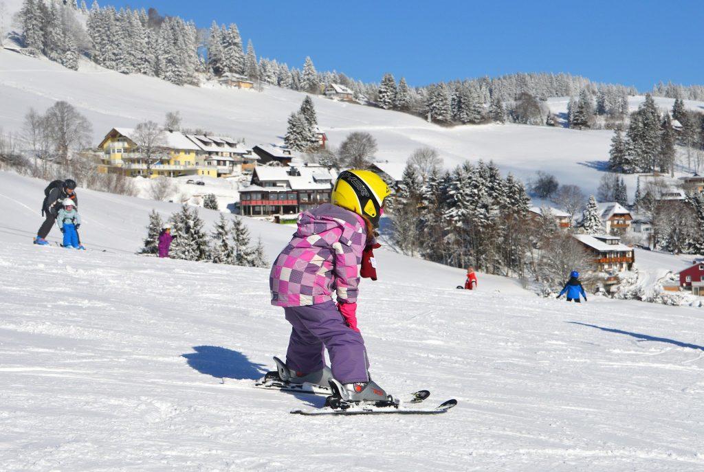 organiser les vacances au ski en famille